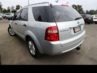 2004 Ford Territory SX Ghia (RWD) Lightning Strike 4 Speed Auto Seq Sportshift Wagon.