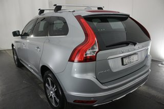 2015 Volvo XC60 DZ MY15 T5 Geartronic Luxury Silver 8 Speed Sports Automatic Wagon
