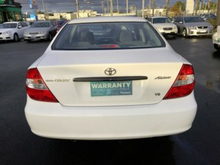 2002 Toyota Camry ACV36R Altise White 4 Speed Automatic Sedan