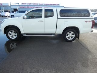 2015 Isuzu D-MAX MY15 LS-U Space Cab Splash White 5 Speed Sports Automatic Utility