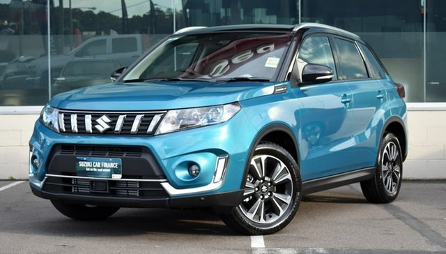 New Suzuki Vitara LY Series II Turbo 2WD, 2020 Suzuki Vitara LY Series II Turbo 2WD Blue 6 Speed Sports Automatic Wagon
