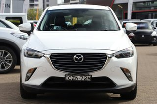2015 Mazda CX-3 DK S Touring (FWD) White 6 Speed Automatic Wagon
