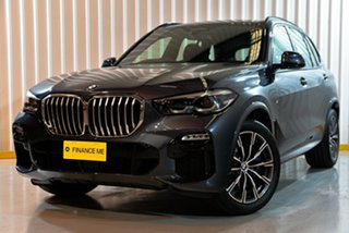 2019 BMW X5 G05 xDrive30d Steptronic M Sport Grey 8 Speed Sports Automatic Wagon.