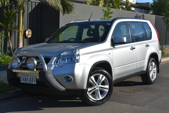 Used Nissan X-Trail T31 Series IV ST, 2011 Nissan X-Trail T31 Series IV ST Silver 1 Speed Constant Variable Wagon