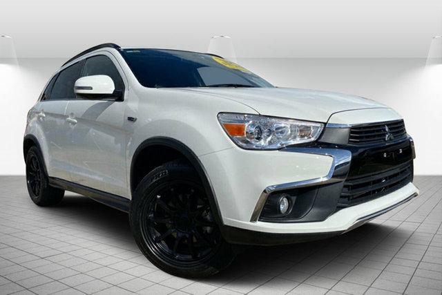 Used Mitsubishi ASX XC MY17 LS 2WD, 2017 Mitsubishi ASX XC MY17 LS 2WD White 6 Speed Wagon