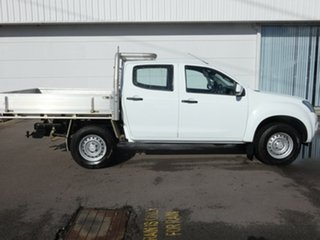 2015 Isuzu D-MAX MY15 SX Crew Cab Splash White 5 Speed Manual Utility