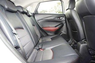2015 Mazda CX-3 DK S Touring (FWD) White 6 Speed Automatic Wagon