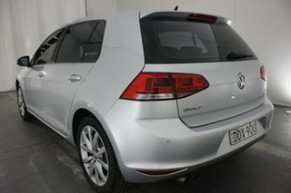 2015 Volkswagen Golf VII MY15 103TSI DSG Highline Silver 7 Speed Sports Automatic Dual Clutch