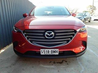2017 Mazda CX-9 TC Touring SKYACTIV-Drive Red 6 Speed Sports Automatic Wagon.
