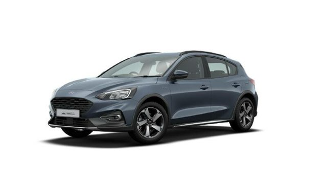New Ford Focus SA 2020.25MY Active, 2019 Ford Focus SA 2020.25MY Active Blue Panther 8 Speed Automatic Hatchback