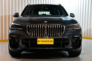 2019 BMW X5 G05 xDrive30d Steptronic M Sport Grey 8 Speed Sports Automatic Wagon