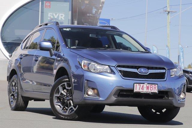 Used Subaru XV G4X MY16 2.0i-L Lineartronic AWD, 2015 Subaru XV G4X MY16 2.0i-L Lineartronic AWD Blue 6 Speed Wagon