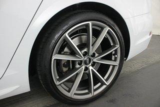 2016 Audi A4 B9 8W MY17 Sport S Tronic Quattro White 7 Speed Sports Automatic Dual Clutch Sedan