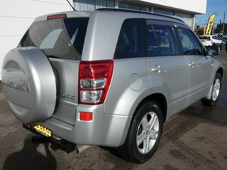 2006 Suzuki Grand Vitara JB Type 2 Prestige Silver 5 Speed Automatic Wagon