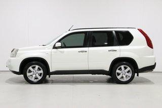 2010 Nissan X-Trail T31 MY11 TS (4x4) White 6 Speed Automatic Wagon