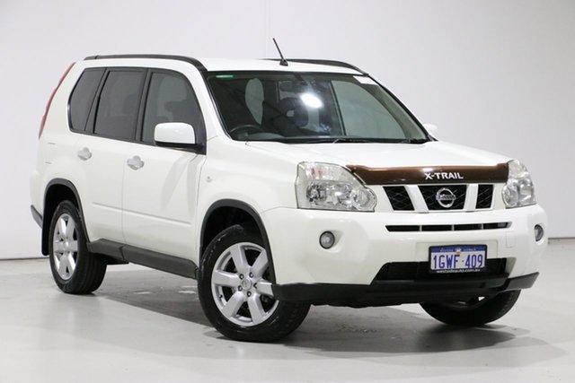 Used Nissan X-Trail T31 MY11 TS (4x4), 2010 Nissan X-Trail T31 MY11 TS (4x4) White 6 Speed Automatic Wagon