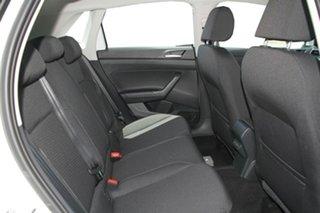 2020 Volkswagen Polo AW13KZ/20 85 TSI Comfortline Pure White 7 Speed Auto Direct Shift Hatchback