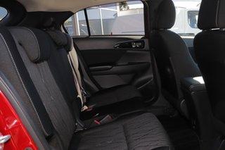 2019 Mitsubishi Eclipse Cross YA MY19 Black Edition 2WD Red Diamond 8 Speed Constant Variable Wagon