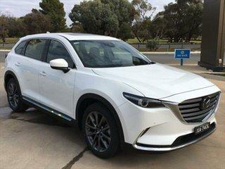 2020 Mazda CX-9 TC Azami SKYACTIV-Drive i-ACTIV AWD Snowflake White Pearl 6 Speed Sports Automatic.