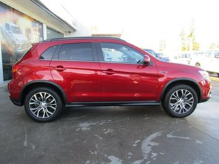 2019 Mitsubishi ASX XC MY19 LS 2WD Red 6 Speed Constant Variable Wagon