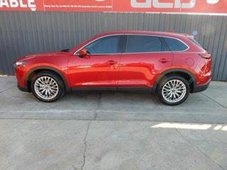 2017 Mazda CX-9 TC Touring SKYACTIV-Drive Red 6 Speed Sports Automatic Wagon