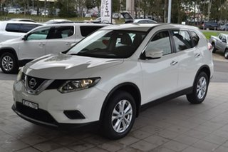 2015 Nissan X-Trail T32 ST X-tronic 2WD White 7 Speed Wagon