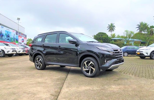 New Toyota Rush , 2020 Toyota Rush Black Metallic 4 Speed Automatic