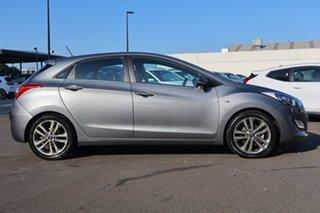 2016 Hyundai i30 GD3 Series II MY17 SR Premium Sparkling Metal 6 Speed Sports Automatic Hatchback.