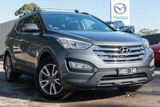 2014 Hyundai Santa Fe DM MY14 Elite T6s 6 Speed Sports Automatic Wagon.
