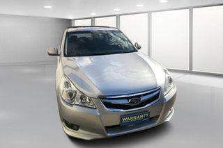 2011 Subaru Liberty B5 MY12 2.5i Sports Lineartronic AWD Premium Silver Mica 6 Speed Sedan.