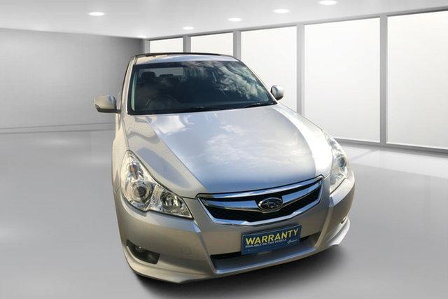 Used Subaru Liberty B5 MY12 2.5i Sports Lineartronic AWD Premium, 2011 Subaru Liberty B5 MY12 2.5i Sports Lineartronic AWD Premium Silver Mica 6 Speed Sedan