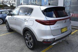 2019 Kia Sportage QL MY19 GT-Line AWD Silver 6 Speed Sports Automatic Wagon.