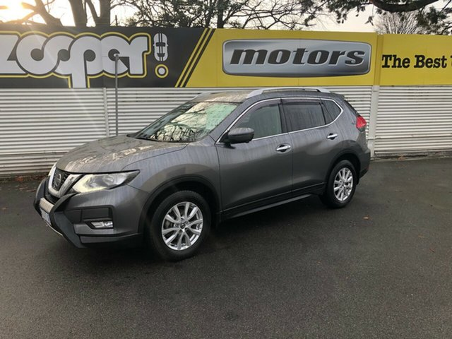Used Nissan X-Trail T32 Series II ST-L X-tronic 4WD, 2017 Nissan X-Trail T32 Series II ST-L X-tronic 4WD Gun Metallic 7 Speed Constant Variable Wagon