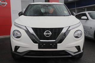2020 Nissan Juke F16 ST+ DCT 2WD 326 7 Speed Sports Automatic Dual Clutch Hatchback.