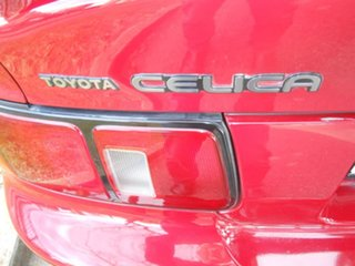 1996 Toyota Celica ST204R SX Red 4 Speed Automatic Liftback