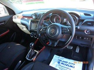 2018 Suzuki Swift MY18 Sport 6 Speed Automatic Hatchback