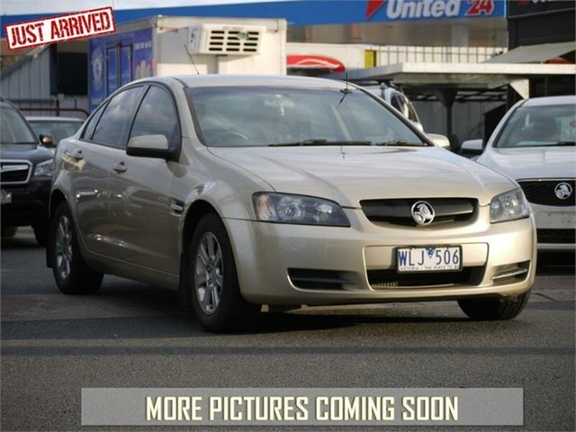Used Holden Commodore VE Omega, 2008 Holden Commodore VE Omega Gold Automatic Sedan