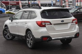 2018 Subaru Outback B6A MY18 2.5i CVT AWD White 7 Speed Constant Variable Wagon.
