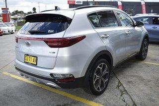 2019 Kia Sportage QL MY19 GT-Line AWD Silver 6 Speed Sports Automatic Wagon