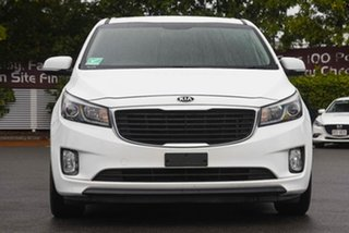 2016 Kia Carnival YP MY16 SI White 6 Speed Sports Automatic Wagon