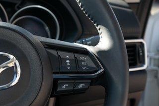 2019 Mazda CX-5 KF4WLA GT White 6 Speed Automatic Wagon