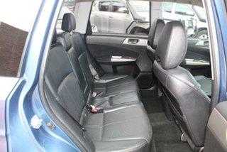 2008 Subaru Forester MY09 XS Premium Blue 4 Speed Auto Elec Sportshift Wagon