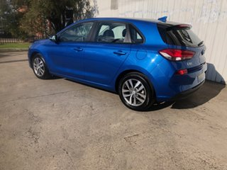 2018 Hyundai i30 PD MY18 Active Blue Mica 6 Speed Sports Automatic Hatchback