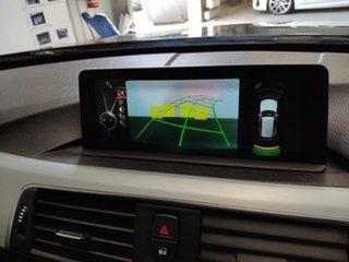 2016 BMW 320i F31 LCI M Sport Touring Mineral Grey 8 Speed Sports Automatic Wagon