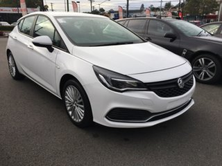 2016 Holden Astra BK MY17 R White 6 Speed Sports Automatic Hatchback.
