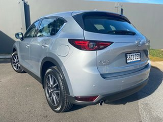 2020 Mazda CX-5 KF4WLA GT SKYACTIV-Drive i-ACTIV AWD Sonic Silver 6 Speed Sports Automatic Wagon.