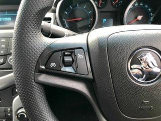 2012 Holden Cruze JH Series II MY13 Equipe Silver 6 Speed Sports Automatic Sedan