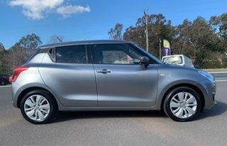 2019 Suzuki Swift AL GL Navigator Silver Constant Variable Hatchback