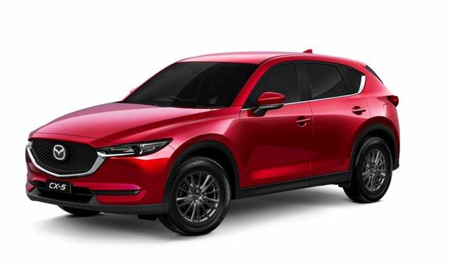 Demo Mazda CX-5 KF4W2A Maxx SKYACTIV-Drive i-ACTIV AWD Sport, 2020 Mazda CX-5 KF4W2A Maxx SKYACTIV-Drive i-ACTIV AWD Sport 6 Speed Sports Automatic Wagon