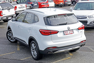 2020 MG HS SAS23 MY20 Excite DCT FWD White 7 Speed Sports Automatic Dual Clutch Wagon.